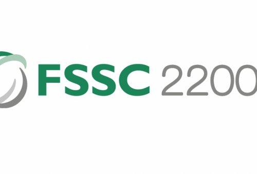 Officieel FSSC 22000 gecertificeerd